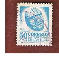MESSICO (MEXICO) -  SG  1346b  - 1962 HEAD VERACRUZ    -  USED° - Messico