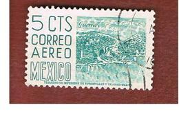 MESSICO (MEXICO) -  SG  897  - 1956 GUERRERO, ACAPULCO WATERFRONT  -  USED° - Messico