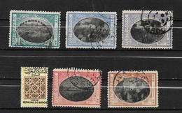 Colonie Maroc Lot De 6 Vignettes - Maroc (1891-1956)
