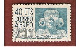 MESSICO (MEXICO) -  SG  1327f   - 1951 SAN  LUIS POTOSI  -  USED° - Mexico