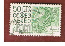 MESSICO (MEXICO) -  SG  904c   - 1950 CHIEFTAIN HEAD  -  USED° - Messico