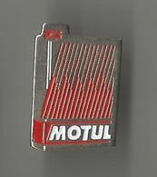 Pin's Bidon D'huile Motul - Fuels