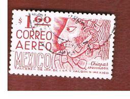 MESSICO (MEXICO) -  SG 1327h   - 1975 CHIAPAS -  USED° - Messico