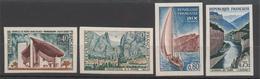 Série Touristique De 1965 YT 1435 à 1441  Trace De Charnière Légère Cote Maury 185 € - France