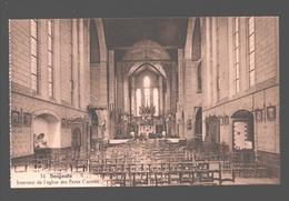 Soignies - Intérieur De L'église Des Pères Carmes - Soignies