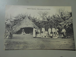 OUGANDA UGANDA KISUBI NOCE INDIGENE LA FAMILLE - Oeganda