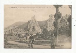Cp , 05 , LA ROCHETTE ,ancien Village Sarrazin Sur La Route De Greoble à Marseille , Près St Julien En Beauchêne - France