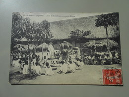 OUGANDA UGANDA VILLA MARIYA LECON DE CATECHISME AUX PETITS NEGRES - Uganda
