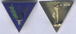 Insigne De L'Ecole D'Enseignement Du Service Général De L'Armée De L'Air - Armée De L'air