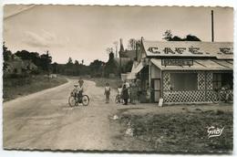 VIERVILLE - St LAURENT  - Rue De La Mer - Café-Epicerie  - Voir Scan - Villerville