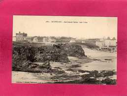 29 Finistère, Le Pouldu, Les Grands Sables, Les Villas, (H. Laurent) - Le Pouldu