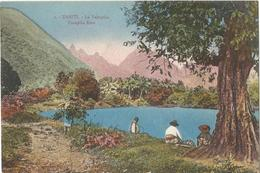 TAHITI - La Vaitapiha - Polynésie Française