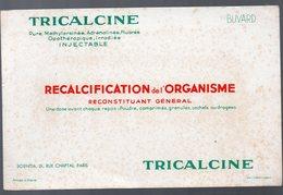 Paris Rue Chaptal : Buvard TRICALCINE (pharmacie) (PPP9208) - Chemist's