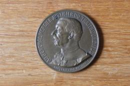 Medaille De Table  Politique Dreyfus  Au General Mercier - France