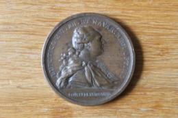 Medaille De Table  époque Louis XVI 1783 - France