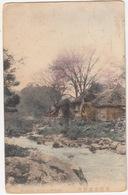 Miyagino River At Hakone - (Watermill) - (Japan) -  1918 - (Sabang, Ned. Indië To St Anna Par. Frl., Holland) - Andere