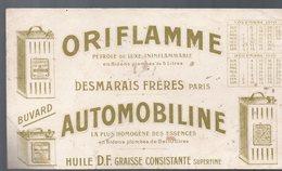 Paris : Buvard ORIFLAMME / AUTOMOBILE  Desmarais Frères (PPP9214) - Automotive