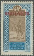 Haute Volta - N° 12 (YT) N° 12 (AM) Neuf *. - Unused Stamps