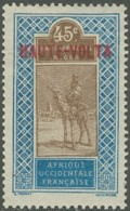 Haute Volta - N° 12 (YT) N° 12 (AM) Neuf *. - Haute-Volta (1920-1932)