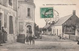 Montreuil-le-Henri - Le Centre - France