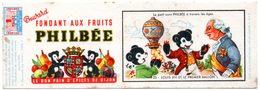 2 Buvards Pain D'épices Philbée, Philbée Illustration Louis XVI Et Le 1er Ballon. Couleurs Différentes. - Gingerbread