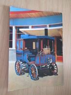 Carte Postale Années 60 ? MUSEE DE L'AUTOMOBILE : OMNIBUS A VAPEUR SCOTTE 1892 - Passenger Cars