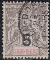 Indochine Province Du Tonkin - Phu-Doang Sur N° 22 (YT) N° 22 (AM). Oblitération. - Indochine (1889-1945)