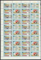 DDR 10x2557/60 Im Schalterbogen ** Postfrisch - DDR