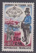 Réunion N° 390 XX  Journée Du Timbre Surchargées CFA,  Sans Charnière, TB - La Isla De La Reunion (1852-1975)
