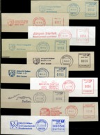 AFS 59174---Freistempel-ab   Kamen  -Beckum - Marcofilie - EMA (Printmachine)