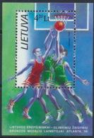 Litauen Block 8 ** Postfrisch - Lithuania