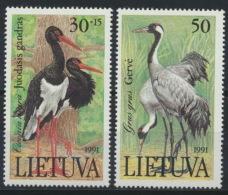 Litauen 489/90 ** Postfrisch - Lithuania