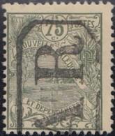 Nouvelle Calédonie 1903-1909 - N° 101 (YT) N° 94 (AM) Oblitération Marque AR. - Oblitérés