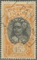 Océanie 1913-1930 - N° 26 (YT) N° 47 (AM) Oblitéré. - Océanie (Établissement De L') (1892-1958)