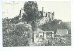Onhaye Ruines De Montaigle - Onhaye