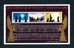 Granadinas (St. Vincent)  Nº Yvert  HB-9  En Nuevo - St.Vincent Y Las Granadinas