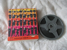 Super 8 Laurel Et Hardy Déculottage Monstre Film Office - Filme: 35mm - 16mm - 9,5+8+S8mm