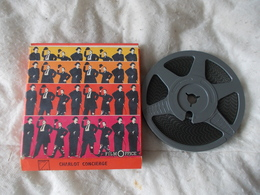 Super 8 Charlot Concierge Film Office - Bobines De Films: 35mm - 16mm - 9,5+8+S8mm