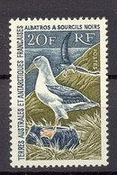 Naa0979 VOGELS BIRDS ALBATROSS VÖGEL AVES TAAF TERRES AUSTRALES ET ANTARCTIQUES FRANCAISES 1968 PF/MNH * TOP QUALITY * - Marine Web-footed Birds