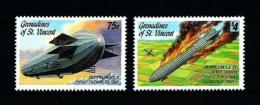 Granadinas (St. Vincent)  Nº Yvert  822/3  En Nuevo - St.Vincent Y Las Granadinas
