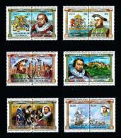 Granadinas (St. Vincent)  Nº Yvert  279/90  En Nuevo - St.Vincent Y Las Granadinas