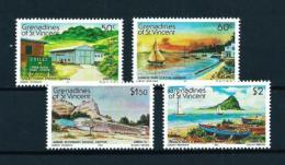Granadinas (St. Vincent)  Nº Yvert  266/9  En Nuevo - St.Vincent Y Las Granadinas