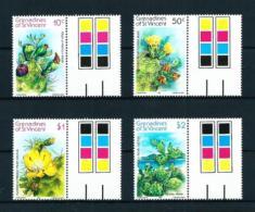 Granadinas (St. Vincent)  Nº Yvert  239/42  En Nuevo - St.Vincent Y Las Granadinas