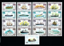 Granadinas (St. Vincent)  Nº Yvert  222/38  En Nuevo - St.Vincent Y Las Granadinas