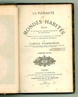 """Camille Flammarion - """"La Pluralité Des Mondes Habités"""" (1871) - Livres, BD, Revues"""