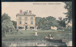 02 -- Environs De Laon -- Chateau D'Ardon - Laon