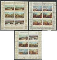 Russland 505/10 Kleinbogensatz ** Postfrisch - 1992-.... Föderation