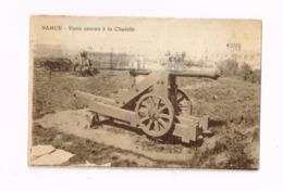 Namur.Vieux Canons à La Citadelle.Expédié à Berchem. - Matériel