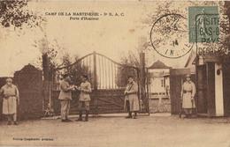 36 CHATEAUROUX CAMP DE LA MARTINERIE 3 RAC PORTE HONNEUR - Chateauroux