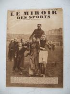 Le Miroir Des Sports >N°980 - 7.12.1937 Cyclisme-Ruby-Football-Athlétisme-Boxe- Les Noms De Cette époque,France Italie - Livres, BD, Revues